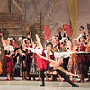 'Don Quixote' Ballet performed by The Mariinsky Ballet at The Royal Opera House, London, UK