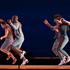 'ETM: Double Down' Dance performed by Dorrance Dance at Sadler's Wells Theatre, London.UK