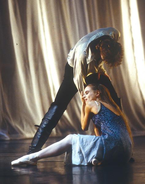 'Edward II' Ballet performed by Birmingham Royal Ballet, UK 1997