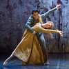 'Elizabeth' Performance by the Royal Ballet at the Barbican Theatre, London, UK