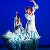 'Gala Flamenco' Dance performed at Sadler's Wells Theatre, London UK