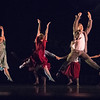 'Ghost Dances' Dance choreographed by Christopher Bruce performed by Rambert Dance at Sadler's Wells Theatre, London, UK