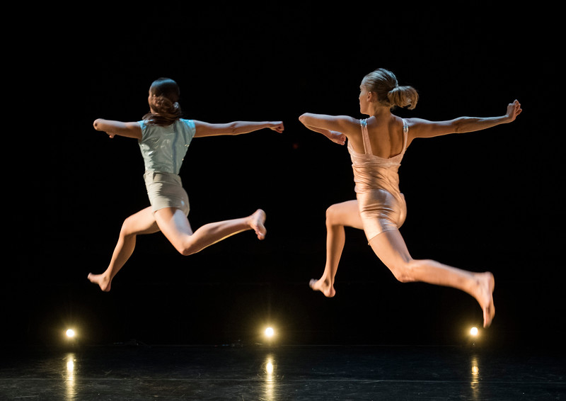 'Sexbox' performed by Permanence Dance Company at The Place Theatre, London, UK