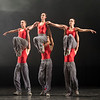 'In the Upper Room' Dance performed by the Birmingham Royal Ballet at Sadler's Wells Theatre, London, UK