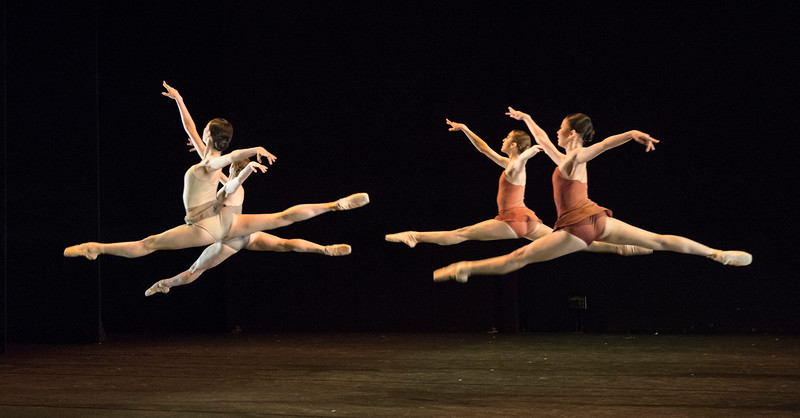 'International Draft Works' Dance performed at the Linbury Theatre, Royal Opera House, London, UK