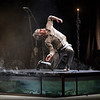 'The Toad Knew' Dance created and performed by James Thierree/ Compagnie du Hanneton at Sadler's Wells Theatre, London, UK