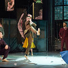'Jekyll & Hyde' Choreographed by Drew McOnie performed at the Old Vic Theatre, London, UK
