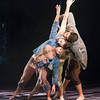 'Harbor Me' Dance Choreographed by Sidi Larbi as part of L.A. Dance Project at Sadler's Wells Theatre, London, UK