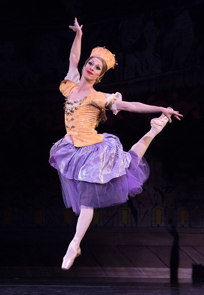 'Les Ballets Trockadero de Monte Carlo' performing at the Peacock Theatre, London, UK