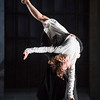 'Life is a Dream' Dance created by Kim Brandstrup performed by Rambert Dance Company at Sadler's Wells Theatre, London