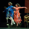 'Layla and Majnun' Dance performed by Mark Morris Dance Group and Silkroad Ensemble at Sadler's Wells Theatre, London, UK