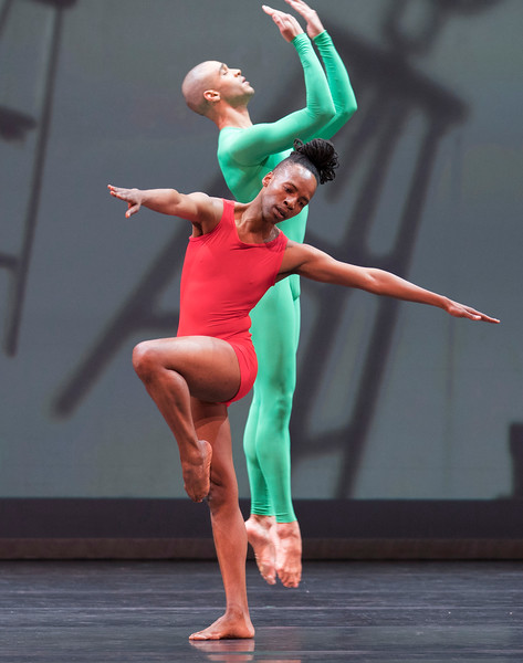 'Merce Cunningham Centennial' Night of 100 Solos;A Centennial Event. Dance performed at the Barbican Theatre, London, UK