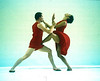 Merce Cunningham Dance perform Scenario at the Barbican Theatre, London, 1998