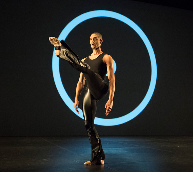 'to a simple, rock 'n' roll..song' Dance performed by Michael Clark Company at the Barbican Theatre, London, UK