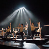 ' I New Then' Dance by Johan Inger performed by Nederlands Dance Theatre 2 at the New Victoria Theatre, Woking, UK
