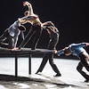 Nederlands Dans Theatre 1 performing at Sadler's Wells Theatre, London, UK