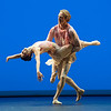 Pure Dance. 'The Leaves Are Fading' performed by Natalia Osipova and David Hallberg at Sadler's Wells Theatre, London, UK