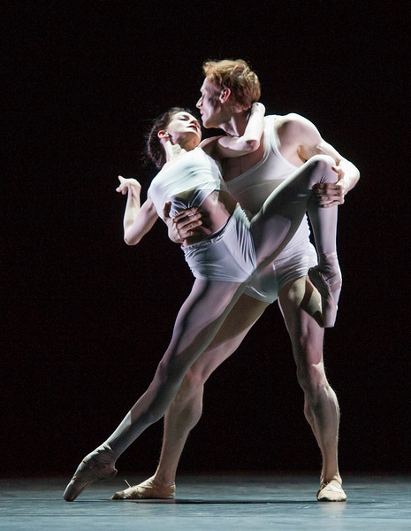 'Ann Maguire Gala' Ballet performed at Sadler's Wells Theatre, London UK