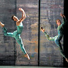'Rambert Event by Merce Cunningham' Dance performed by Rambert Dance at Sadler's Wells Theatre, London, UK