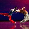 'Nomadic' Dance performed by Richard Alston Dance Company at Sadler's Wells Theatre