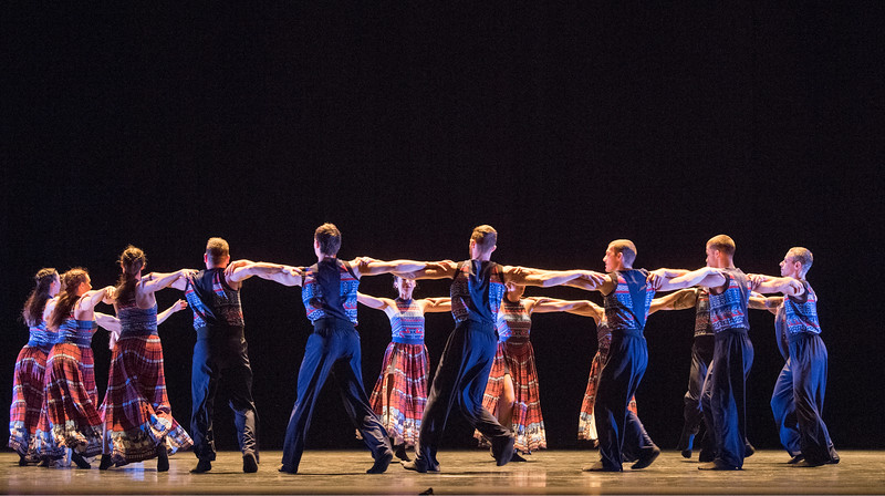 'The Thread' Created Russell Maliphant and Vangelis, performed at Sadler's Wells Theatre, London,UK