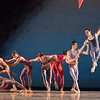 'Piano Concerto 1' Performed by the San Francisco Ballet at Sadler's Wells Theatre, London, UK