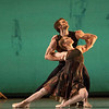 'Symphony 9' Performed by the San Francisco Ballet at Sadler's Wells Theatre, London, UK