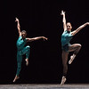 'In the Middle, Somewhat Elevated' Dance performed by Semperor Ballett at Sadler's Wells Theatre, London