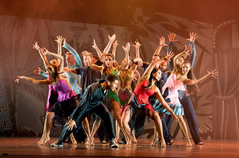 'Somnium' Dance performed at Sadler's Wells Theatre, London, UK