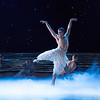 'Swan Lake' Dance Choreographed by Matthew Bourne performed at Sadler's Wells Theatre, London, UK