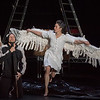 Swan Lake performed by Michael Keegan-Dolan - Teac Damsa at Sadler's Wells Theatre London, UK