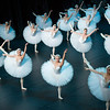 'Swan Lake' performed by The St Petersburg Ballet Company at the London Coliseum, UK