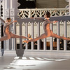'The Creation' Music and Dance performed by Rambert at Garsington Opera, Wormsley, UK