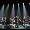 'Shape of Sound' Dance performed by Northern Ballet at the Linbury Theatre, Royal Opera House, London, UK