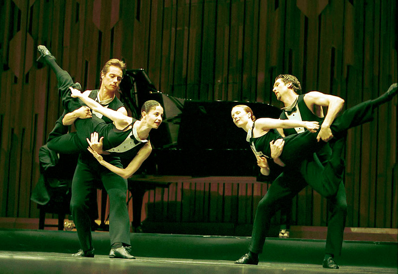 Twyla Tharp Dance