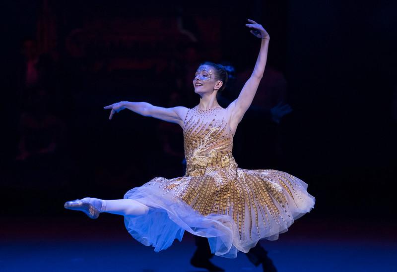 'Cinderella' Ballet performed by English National Ballet at the Royal Albert Hall, London, UK