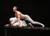 Creature. Dance Choreographed by Akram Khan performed by English National Ballet at Sadler's Wells Theatre, London, UK