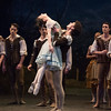'Giselle' Ballet performed by English National Ballet at the London Coliseum, UK