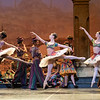 'Le Cosaire' Ballet performed by English National Ballet at the London Coliseum, UK