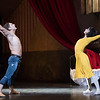 'Le Jeune Homme et la Mort' Ballet performed by English National Ballet at the London Coliseum, UK