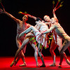 'She Said' New Dance programme performed by English National Ballet at Sadler's Wells, London, UK