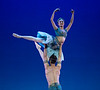 Solstice. Ballets performed by English National Ballet at the Royal Festival Hall, London, UK