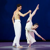 'Spring Fall' Choreographed by John Neumeier performed by English National Ballet at Sadler's Wells Theatre