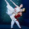 'The Nutcracker' Ballet performed by the English National Ballet at the London Coliseum, UK