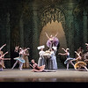 'The Sleeping Beauty' Ballet performed by English National Ballet at the London Coliseum, UK