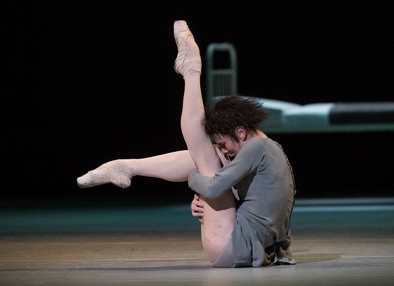 'Anastasia' Ballet performed by the Royal Ballet at the Royal Opera House, London, UK