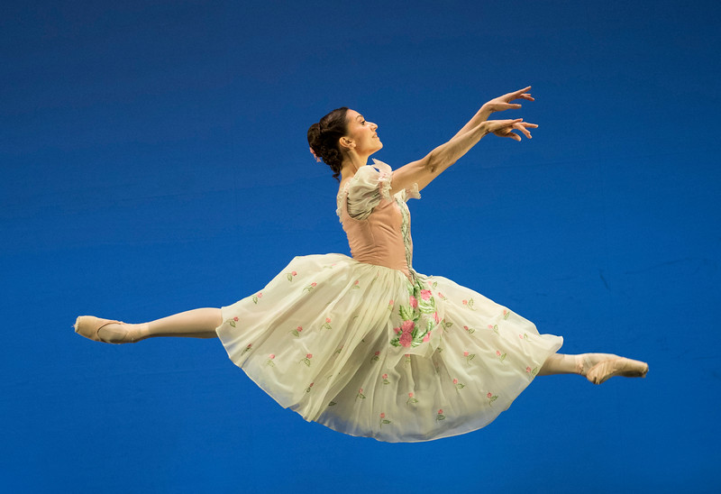 'Annette Page Tribute' Performed by the Royal Ballet at the Linbury Theatre, Royal Opera House, London, UK