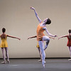 'Concerto' Ballet performed by the Royal Ballet at the Royal Opera House, London, UK