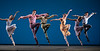 Dances at a Gathering.  Ballet performed by the Royal ballet at the Royal Opera House, London, UK