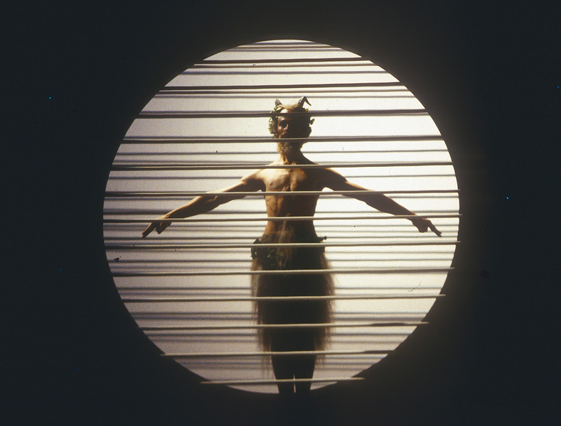 'Daphnis and Chloe' Ballet peformed by the Royal Ballet at the Royal Opera House, London, UK 1995